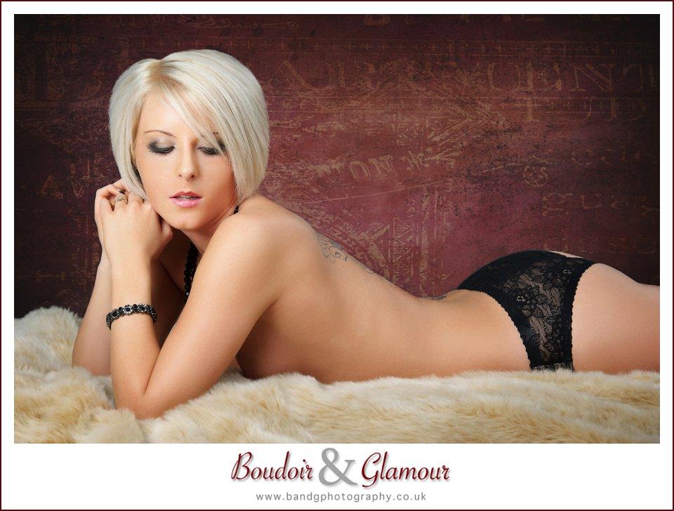 Photographer nude boudoir