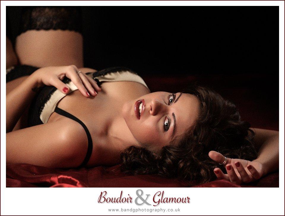 sexy boudoir photography kidderminster worcestershire